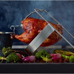 Poulet grillé au barbecue