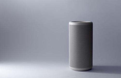 Purificateur en forme de cylindre