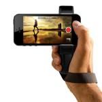 smartphone au poignet