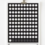 Affiche minimaliste 101 dalmatiens