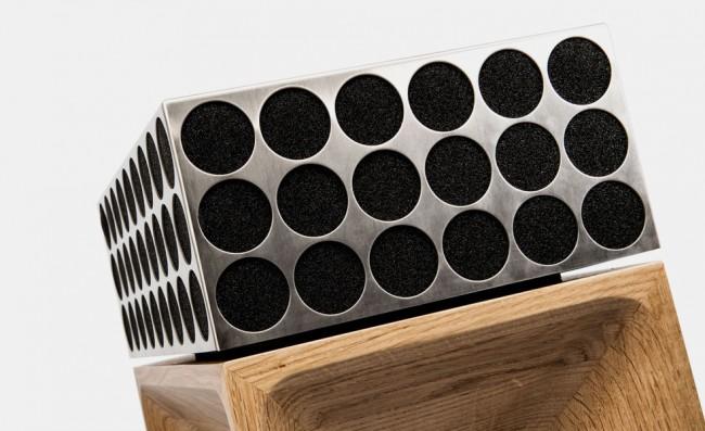 Enceinte pandoretta 7 haut-parleurs