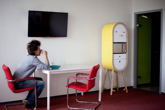 meuble de cuisine modulaire design tanya repina aotta studio. Black Bedroom Furniture Sets. Home Design Ideas