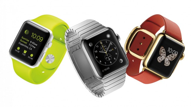 Apple Watch 3 versions