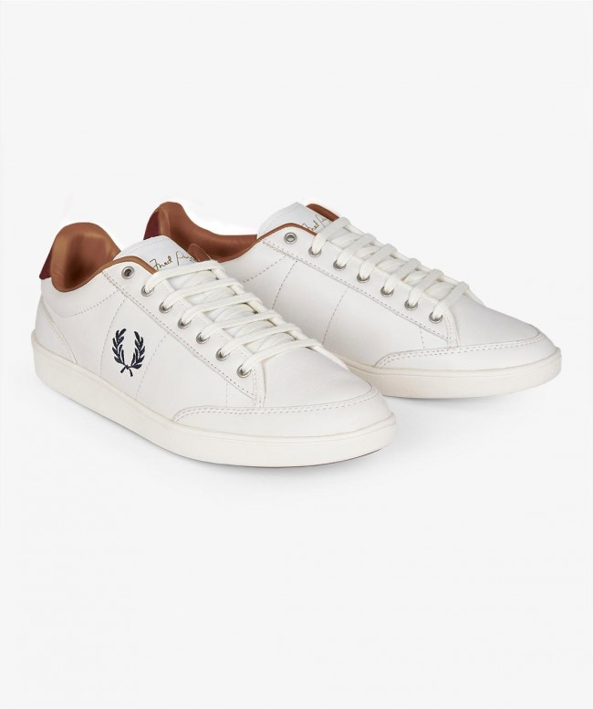 Basket Homme Fred Perry 2