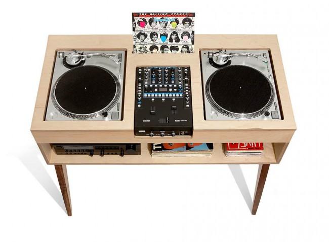 Console pour Vinyle