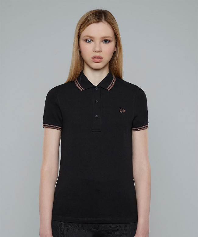 Polo Fred Perry Femme
