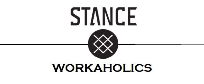 Les chaussettes STANCE collaborent avec WORKAHOLICS
