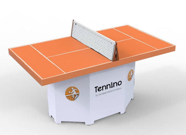 Table ping pong kickpack