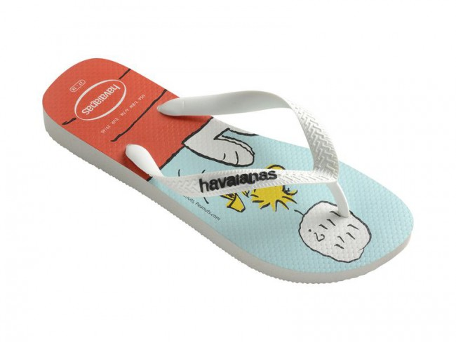 Tongs Havaianas Snoopy adulte 1
