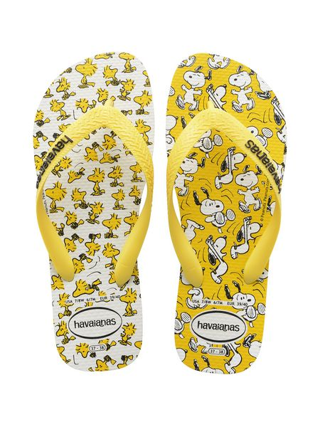 Tongs Havaianas Snoopy adulte 4