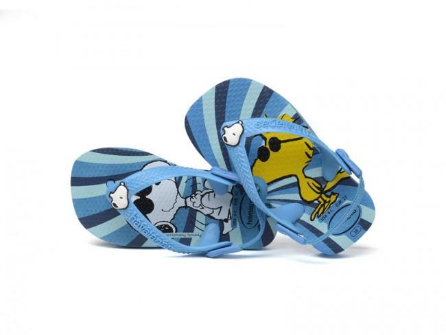 Tongs Havaianas Snoopy enfant 6