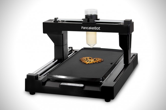 imprimante pancakes