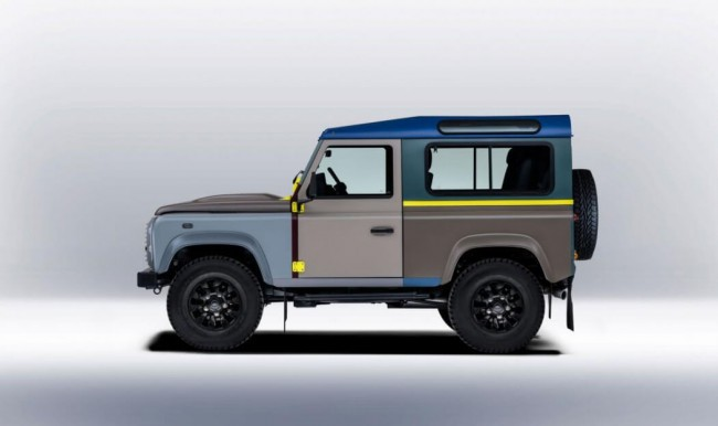 paul smith x land rover defender 1