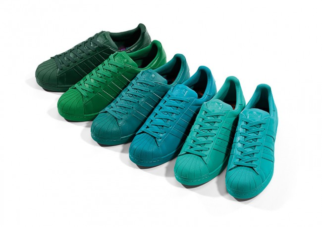pharrell-williams adidas originals superstar 5