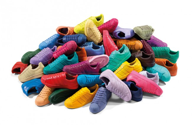 pharrell-williams adidas originals superstar 6