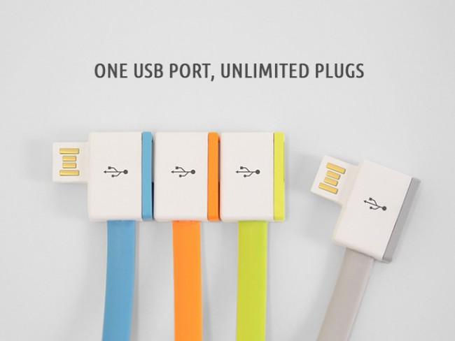 Ports USB illimité
