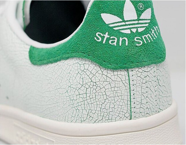 stan smith craquele