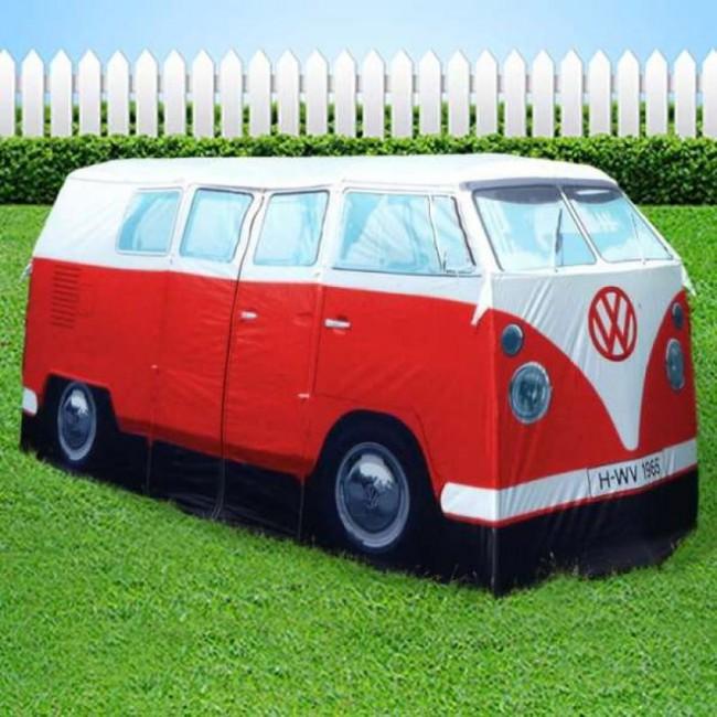 tente camping van Volkswagen 2
