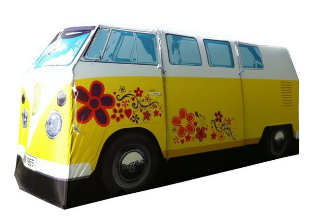 tente camping van Volkswagen 3