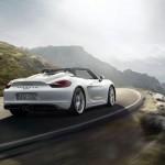 Aileron et phares Porsche boxster spyder 2016