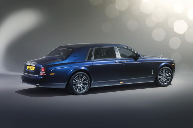 Nouvelle Rolls Royce Phantom Limelight
