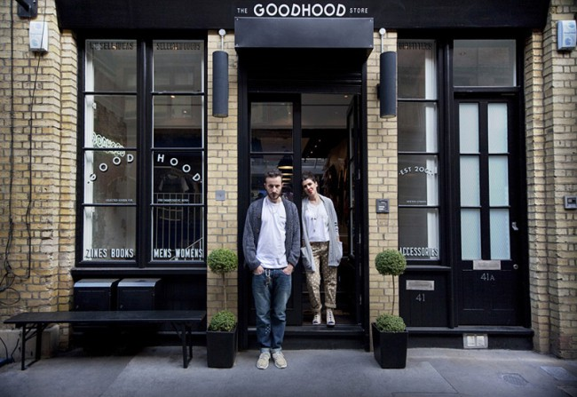 The Goodhood Store Londres
