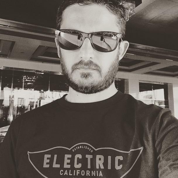 Tshirt Electric California