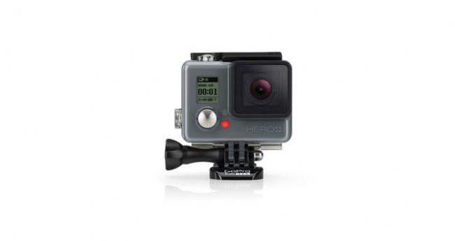 Nouvelle GoPro plus LCD