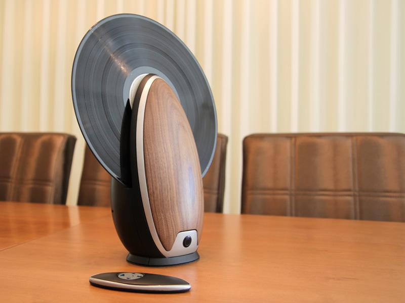 platine vinyle verticale design en bois. Black Bedroom Furniture Sets. Home Design Ideas
