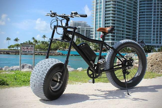 Vélo Fat Bike Electrique Xterrain500