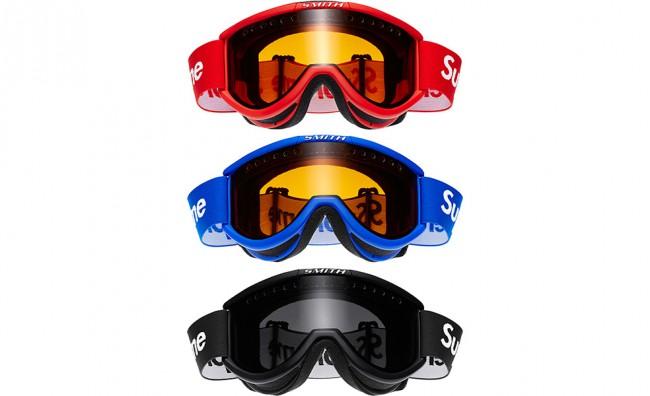 Masque snowboard Supreme