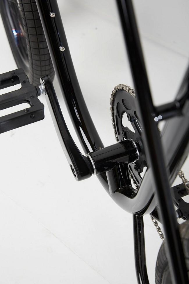 Pédalier de vélo