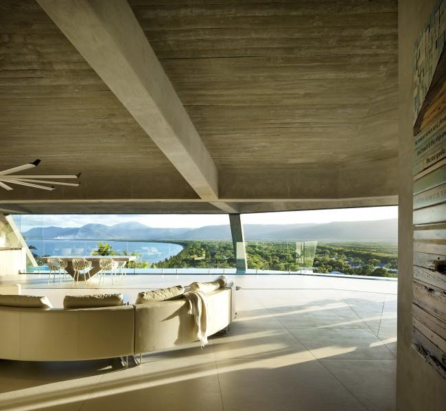 Intérieur villa design
