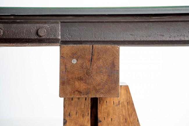 Pied en bois table de Ping-Pong