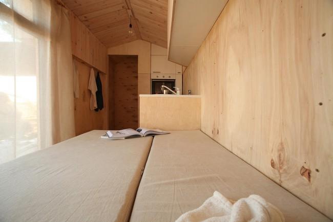 interieur maison mobile