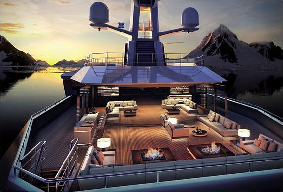 Terrasse Yacht