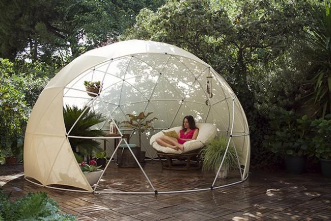 Dome jardin