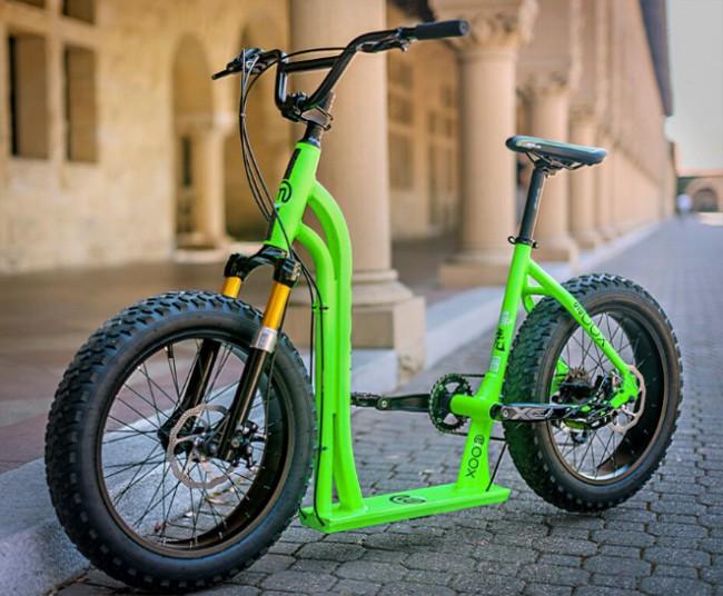 Moox bike