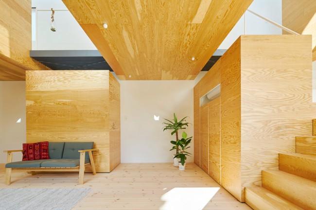 Murs plafonds lambris