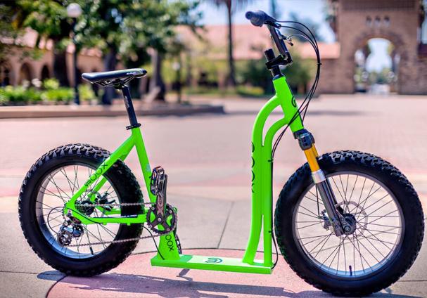 Vélo trottinette
