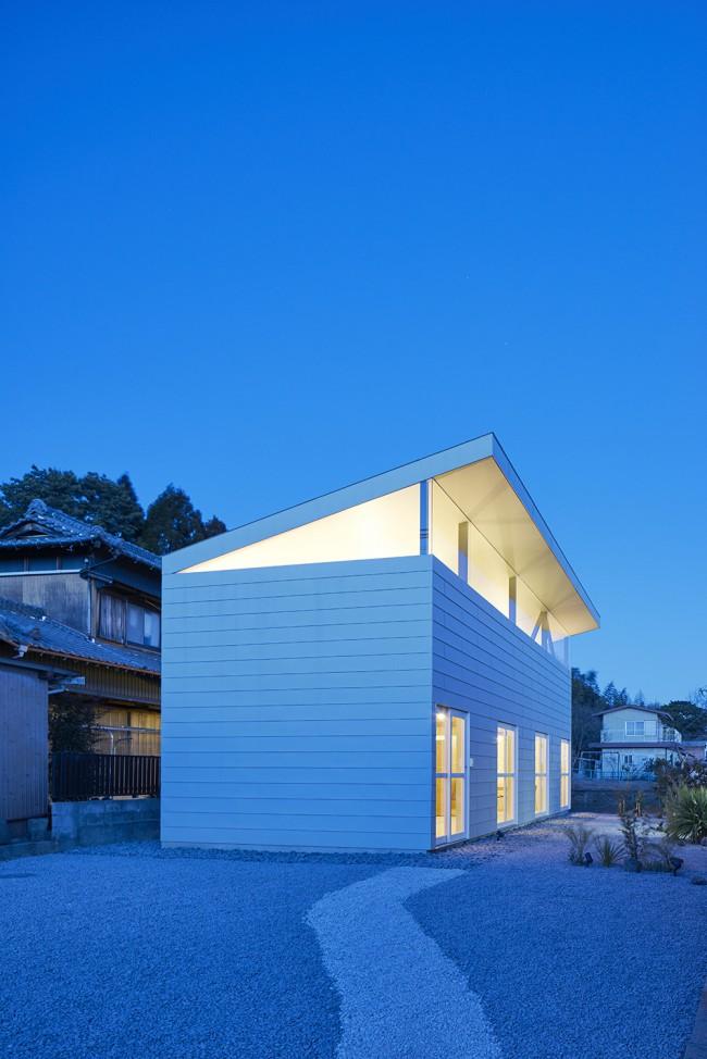 Maison minimaliste design arkko for Maison minimaliste