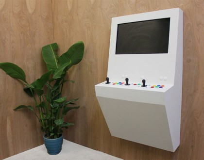 Borne arcade polycade