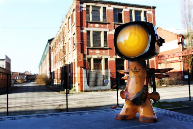 Lampe old school