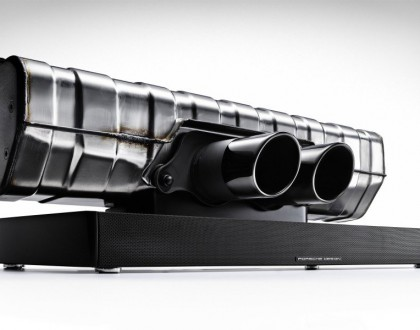 barre de son Porsche 911 Soundbar