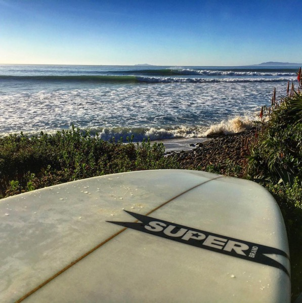 SUPERbrand une marque de Surf à découvrir