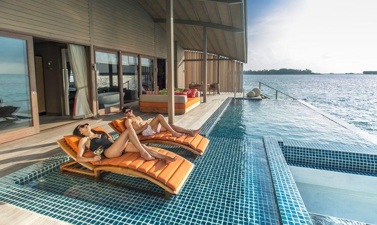villa luxe maldives