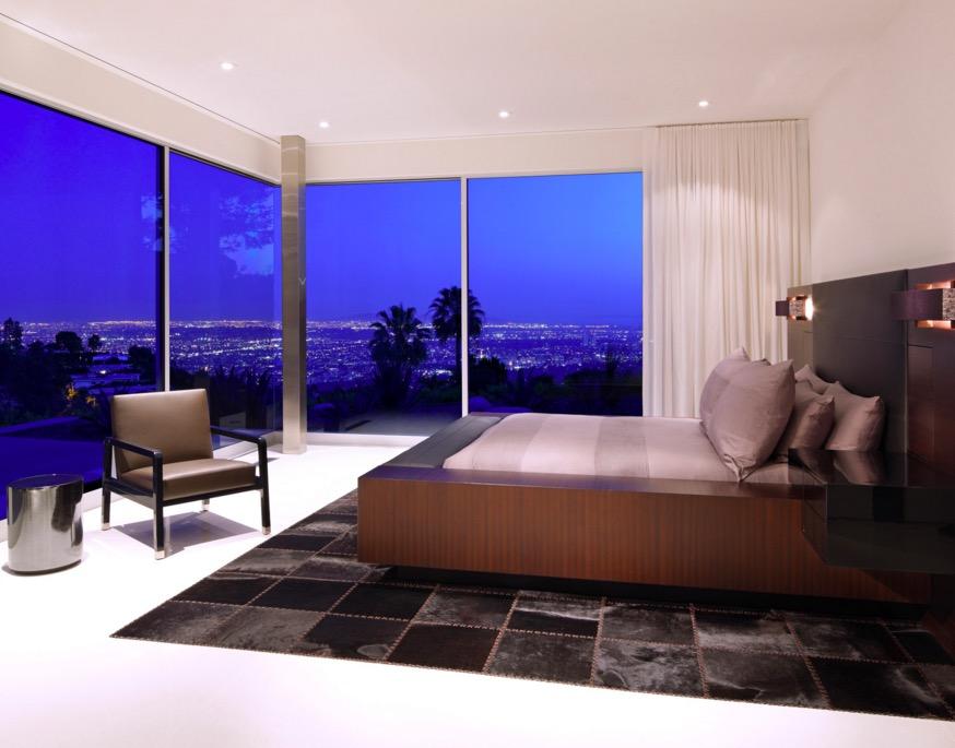 Chambre avec vue sur Los Angeles