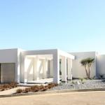 Maison minimaliste californie