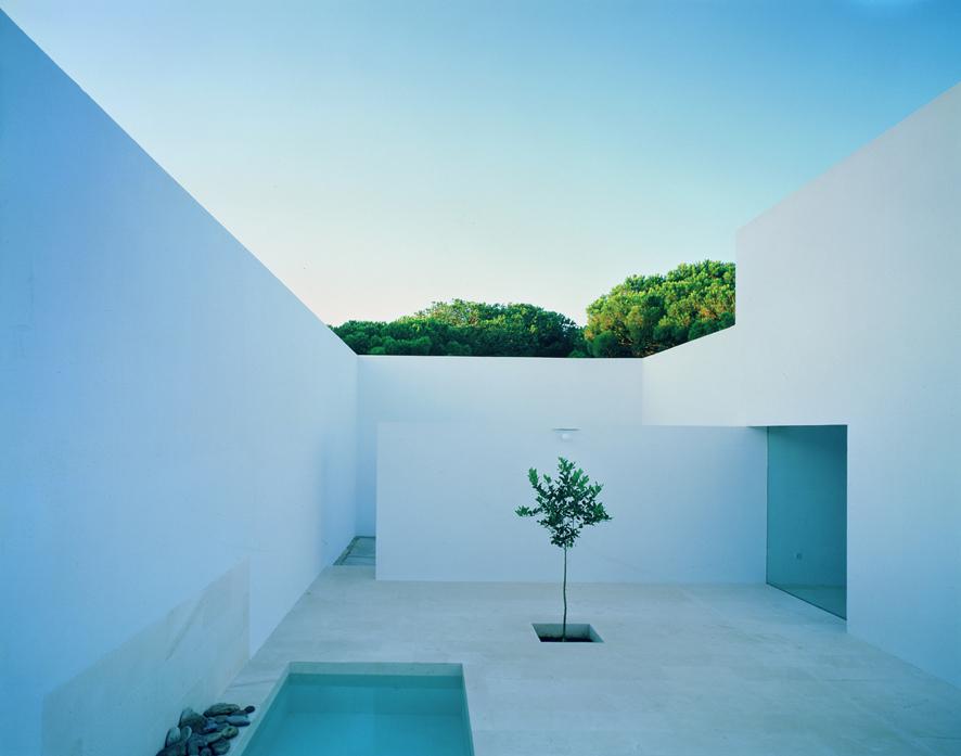 piscine minimaliste