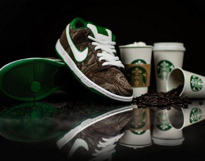 Faites le buzz avec les Nike Dunk Low SB Premium Starbucks